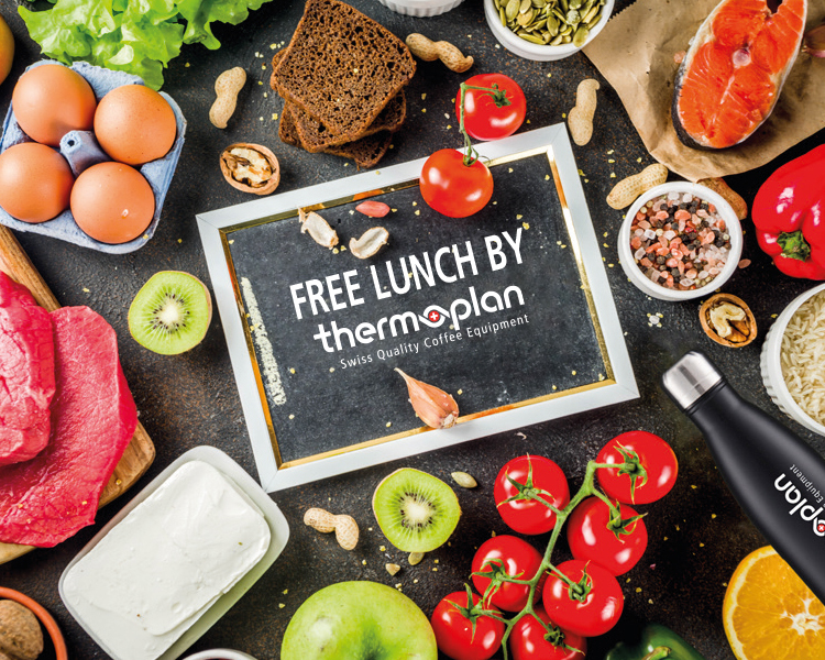 Free lunch for Thermoplan staff