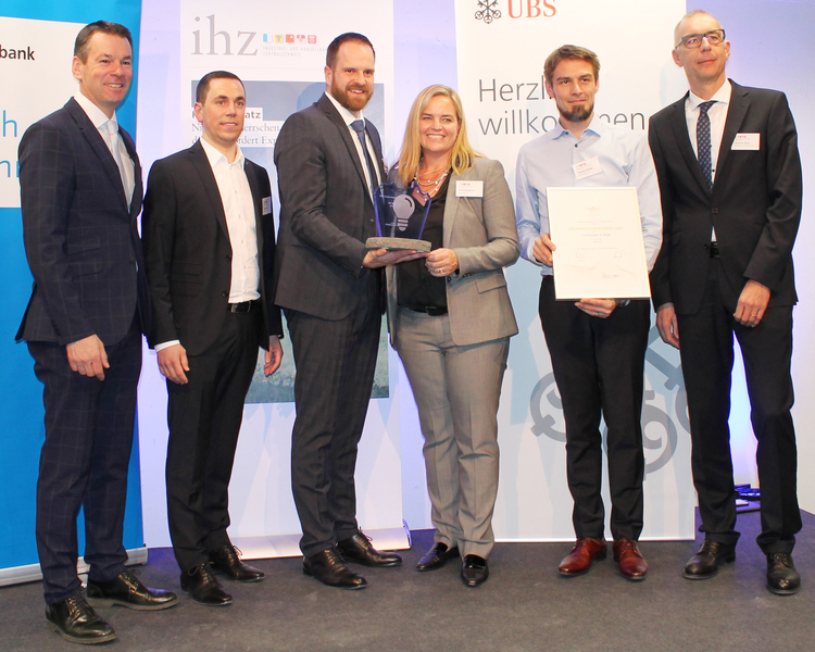 Thermoplan receives IHZ innovation prize 2019