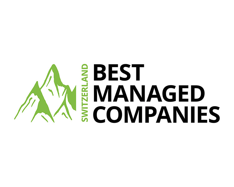 Thermoplan AG receives the «Best Managed Companies» award