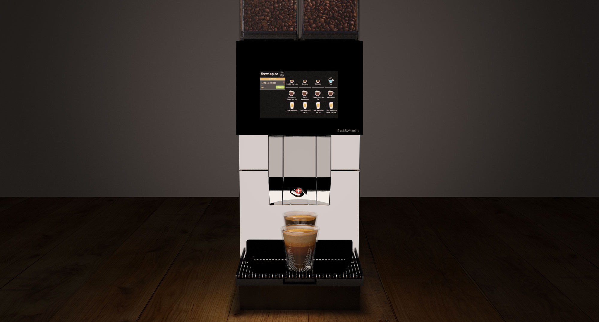 Thermoplan Swiss Quality Coffee Equipment Thermoplan Ag