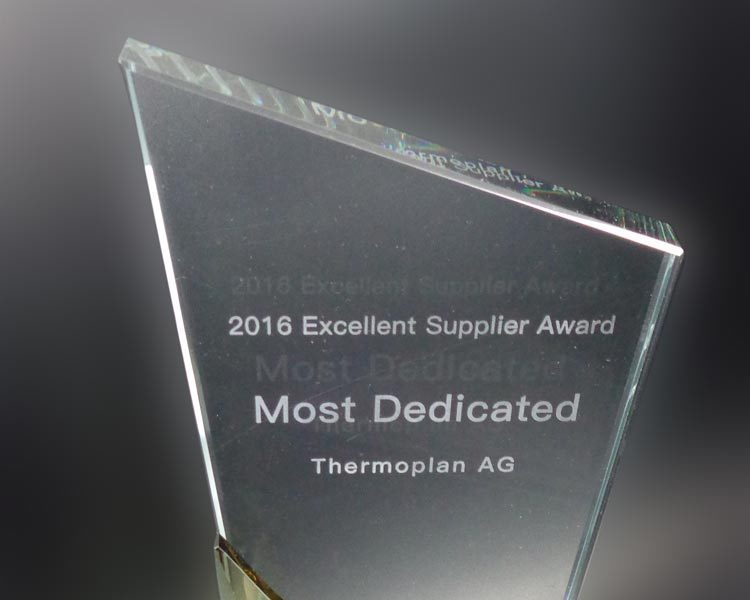 «Most dedicated» Jascaffe awarded Thermoplan